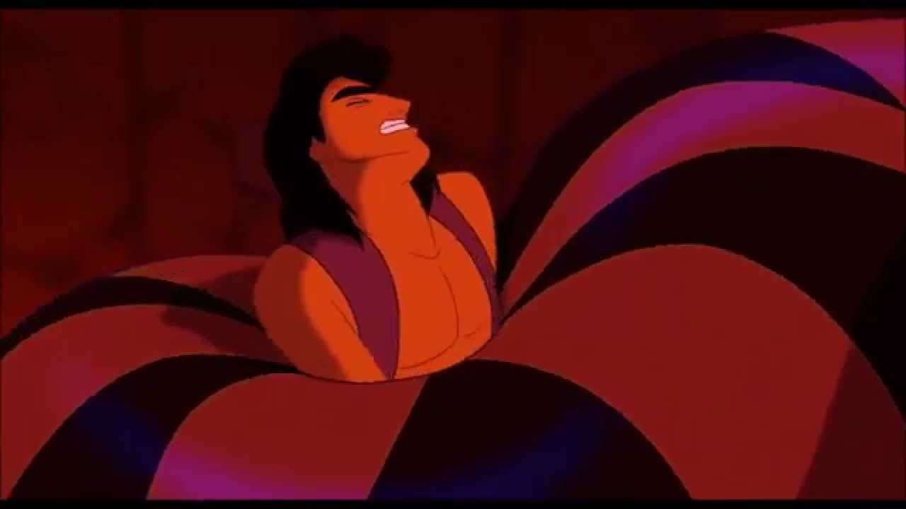 Aladdin final scene 1080p youtube - Serpent aladin ...