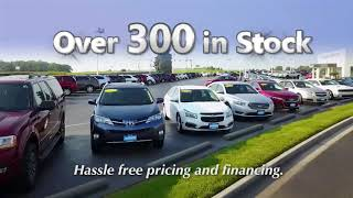 Over 300 Pre-Owned Vehicles!   Dave Arbogast Used Cars