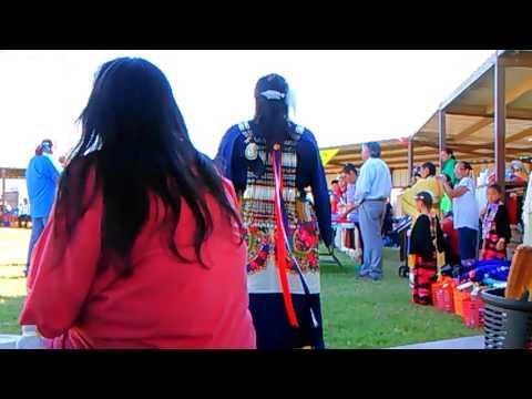 Comanche Nation Fair 2016: Crowning of the 2017 Numa Princess.