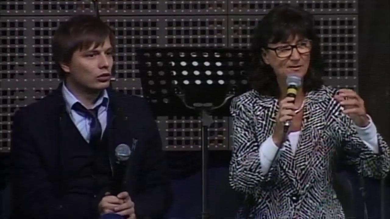 Конференция РОСТ ЦЕРКВИ (Вернер Кнессель, 2016)