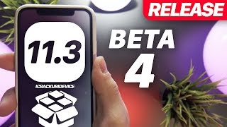 iOS 11.3 Jailbreak News: Beta 4 & Details (iOS 11)!!
