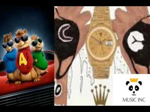 Ayo & Teo Rolex  Chipmunk version