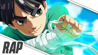 Rap do Rock Lee (Naruto) | BasaraRAP 06
