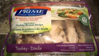 Review Maple Leaf Prime Canadian Farm Raised Natural Oven Roasted Turkey Breast Strips