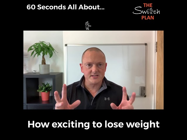 How exciting is weight loss