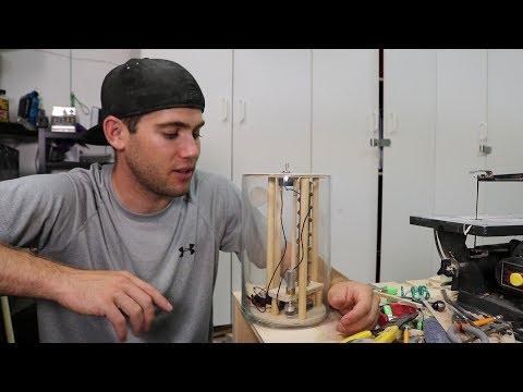 Vase Marble Machine Build, Part 1 (The Lift)