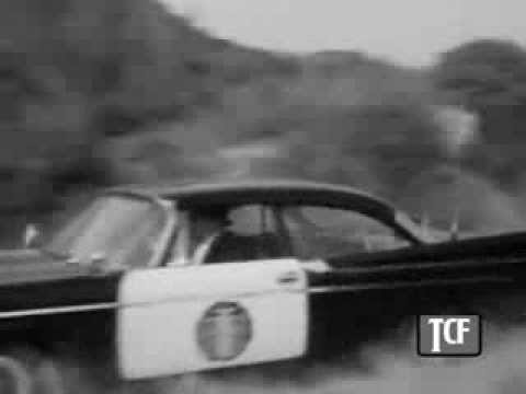 Franklin Canyon Film Locations:  Highway Patrol #2