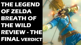 The Legend of Zelda: Breath of the Wild Review - Is It The Greatest Game Ever Made? (Video Game Video Review)