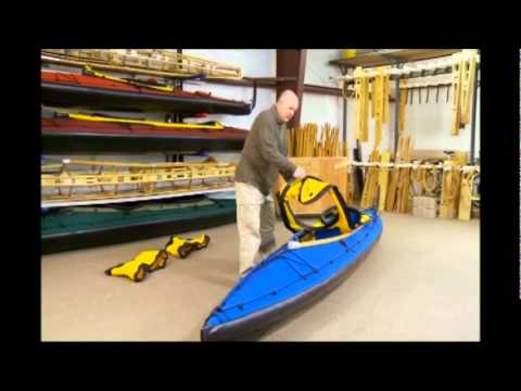 Long Haul Folding Kayaks Mark II Assembly Part 3