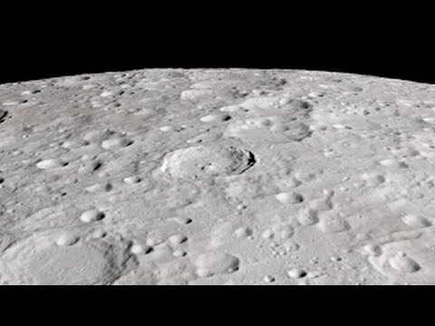 "NASA YouTube Video, ""Tour of the Moon"", by NASA Goddard, 3/14/2012, ~4.6 mins.: Although the moon has remained largely unchanged during human history, our understanding of it and how it has evolved over time has evolved dramatically. Thanks to new measurements, we have new and unprecedented views of its surface, along with new insight into how it and other rocky planets in our solar system came to look the way they do. See some of the sights and learn more about the moon here! This video is public domain and can be downloaded at: http://svs.gsfc.nasa.gov/goto?10929"