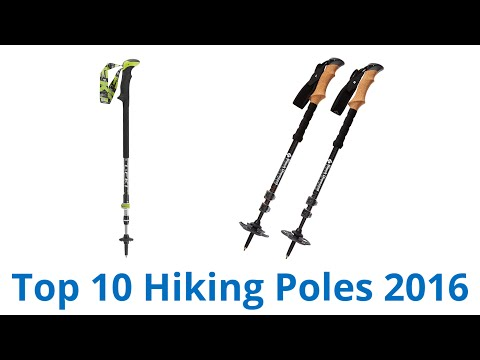 10 Best Hiking Poles 2016