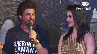 Shahrukh Khan On Dhingana Song From Raees
