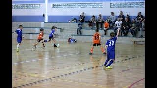 CZ1-Kudełek z FA Bolesławiec w Polkowicach-Turniej Halowy-2011-Otwarcie- I mecz z Chrobrym Głogów