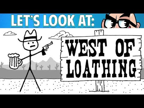 Let's Look At: West of Loathing!