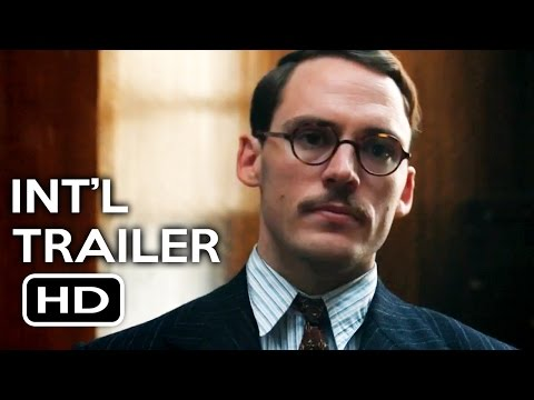 Their Finest Official International Trailer #1 (2017) Sam Claflin Romantic Comedy Movie HD