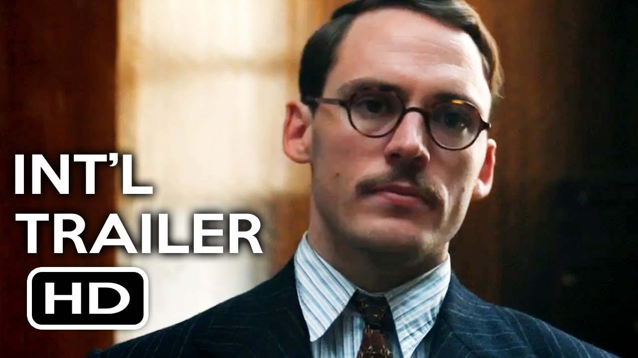 Download Their Finest Official International Trailer #1 (2017) Sam Claflin Romantic Comedy Movie HD