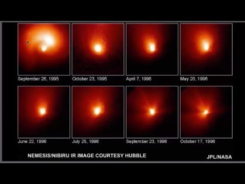Nibiru Planet X - Prep Testing of the Famous Hubble images .
