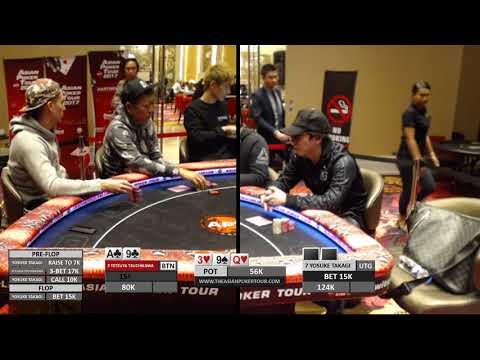 APT Manila 2017 - High Rollers Final Table