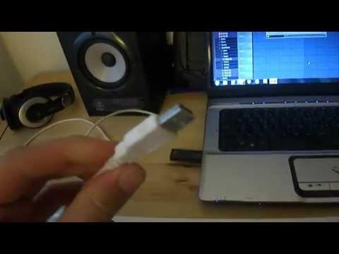 FL Studio Tutorial: How To Plug-In a MIDI Keyboard In FL Studio (2012)
