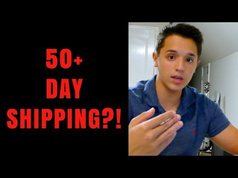 Managing Long Shipping Complaints (Shopify Dropshipping)