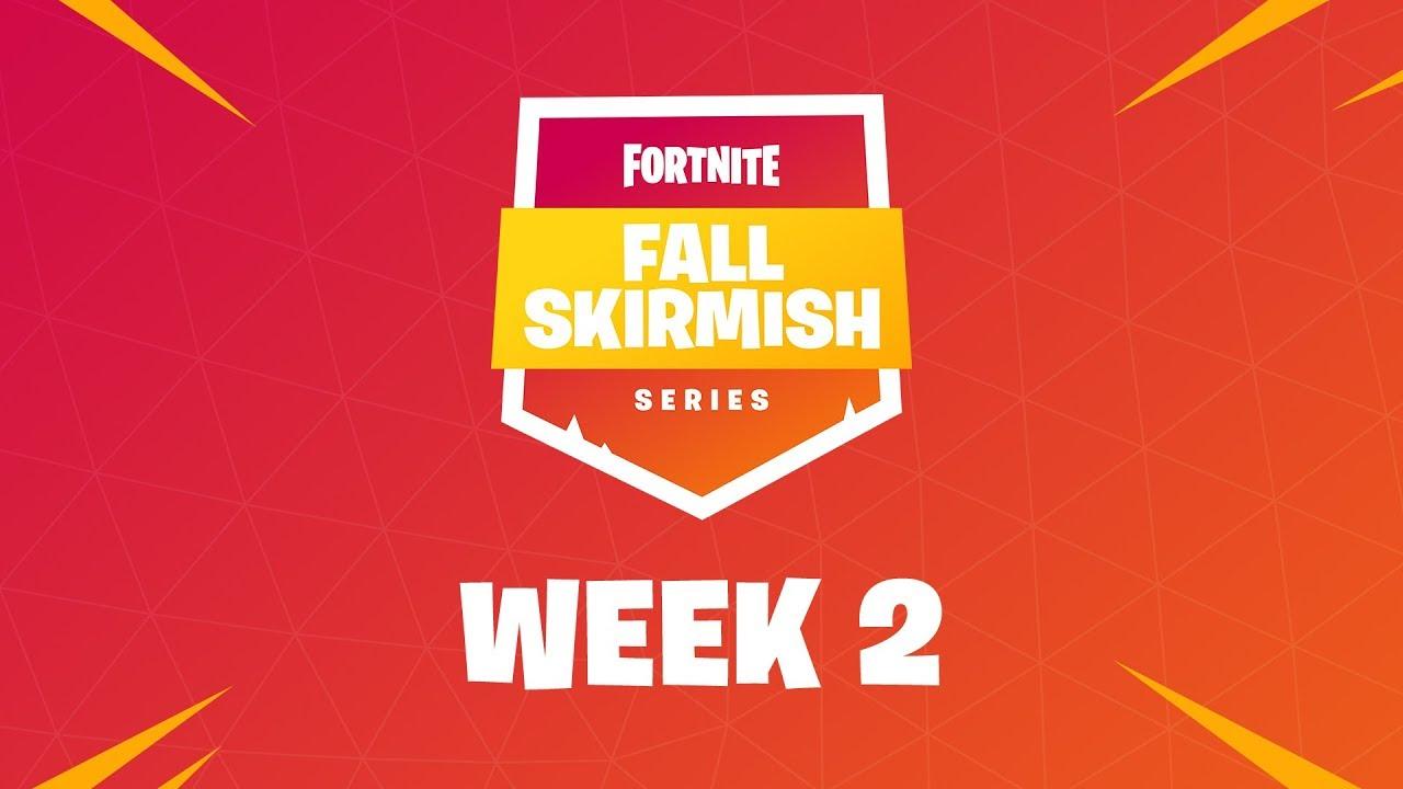 Fortnite #FallSkirmish - Week 2 | ROYALE FLUSH (SOLOS)