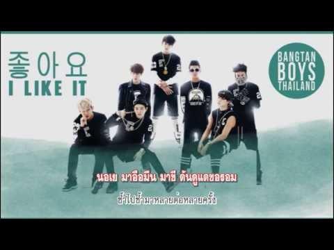 [THAISUB] BANGTAN (BTS) - LIKE