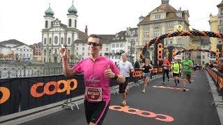 Swiss City Marathon - Lucerne Switzerland Luzern Schweiz