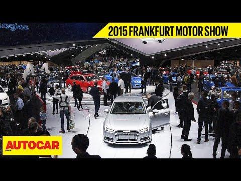 2015 Frankfurt Motor Show | Autocar India