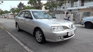 2001 Proton Waja 1.6 Start-Up and Full Vehicle Tour