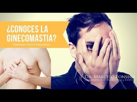 Conoce Sobre la Ginecomastia