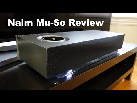 Naim Mu-So Wireless Premium Soundbar Speaker Review