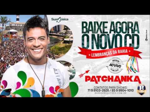 Patchanka - CD Lembranças da Bahia