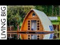This Floating Tiny Cabin Is The Ultimate City Escape