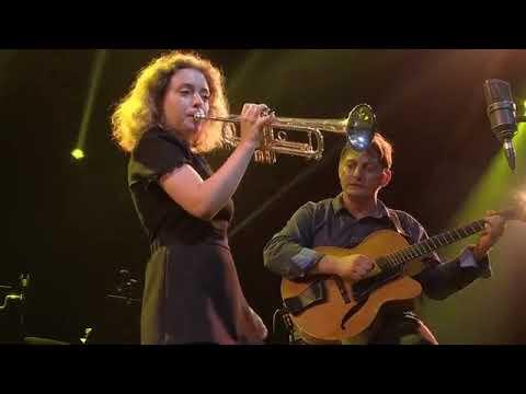 Jazz in Marciac 2018  Lucienne Renaudin Vary