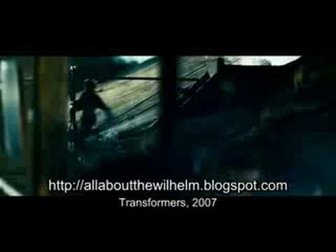 All About The Wilhelm Scream - Transformers, 2007