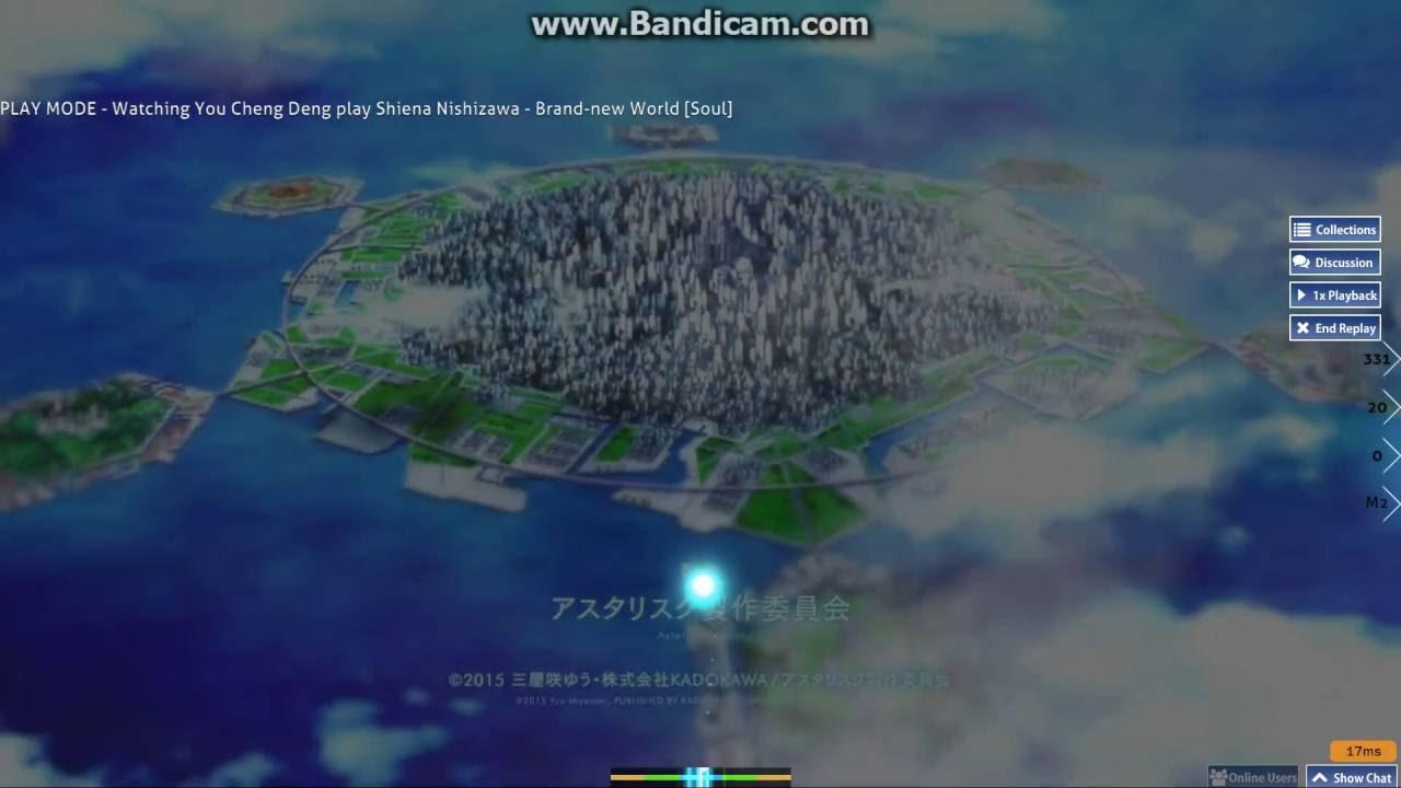 Osu shiena nishizawa brand new world meg soulhd youtube osu shiena nishizawa brand new world meg soulhd gumiabroncs Image collections