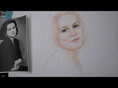 Как сделать цветной портрет из черно-белого Черное белое - ФОТОШКОЛА ЕЛЕНЫ СЧАСТЛИВОЙ