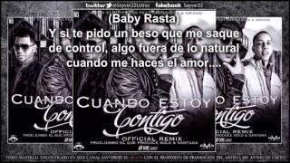 """Video Cuando Estoy Contigo - Gotay """"El Autentico"""" Ft. Baby Rasta y Gringo (Oficial Remix) download MP3, 3GP, MP4, WEBM, AVI, FLV Desember 2017"""