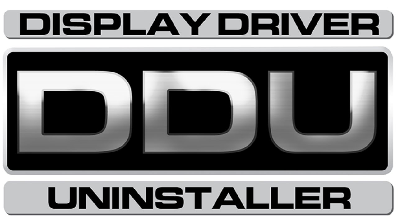 HOW TO uninstall display drivers [NVIDIA & AMD] - YouTube