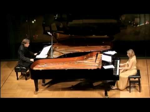 Kevin Kenner  Isabelle Lafitte Piazzolla/Ziegler Fuga y Misterio