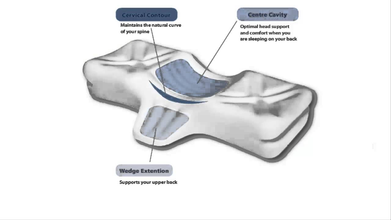 orthopedic first with neck rest relief foam royal best waking s as shoulder wells sleeping ga pain up memory for pillow