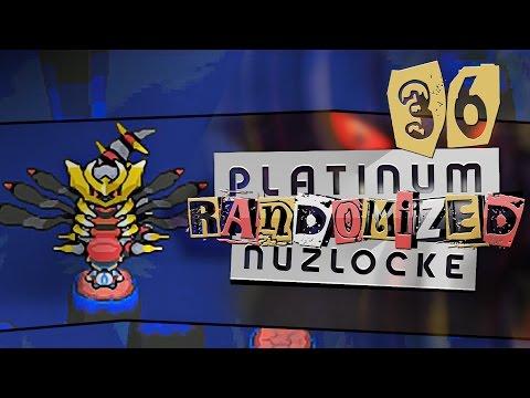 Pokémon Platinum Randomized Nuzlocke!! w/ TheKingNappy!! - Ep 36