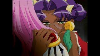 "Anime: Utena & Anthy - ""Clarity"" (Revolutionary Girl Utena)少女革命ウテナ BGM: Zedd, Foxes - Clarity."