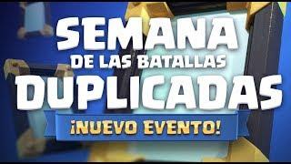 PARTIDAS EN BARAJA DUPLICADA !!!! Clash Royale byBloDz