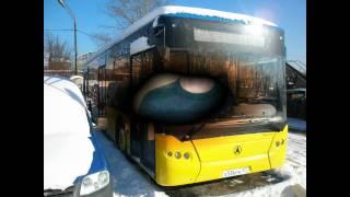 видео Автобус Минск - Ганновер. Avtovokzalov.info