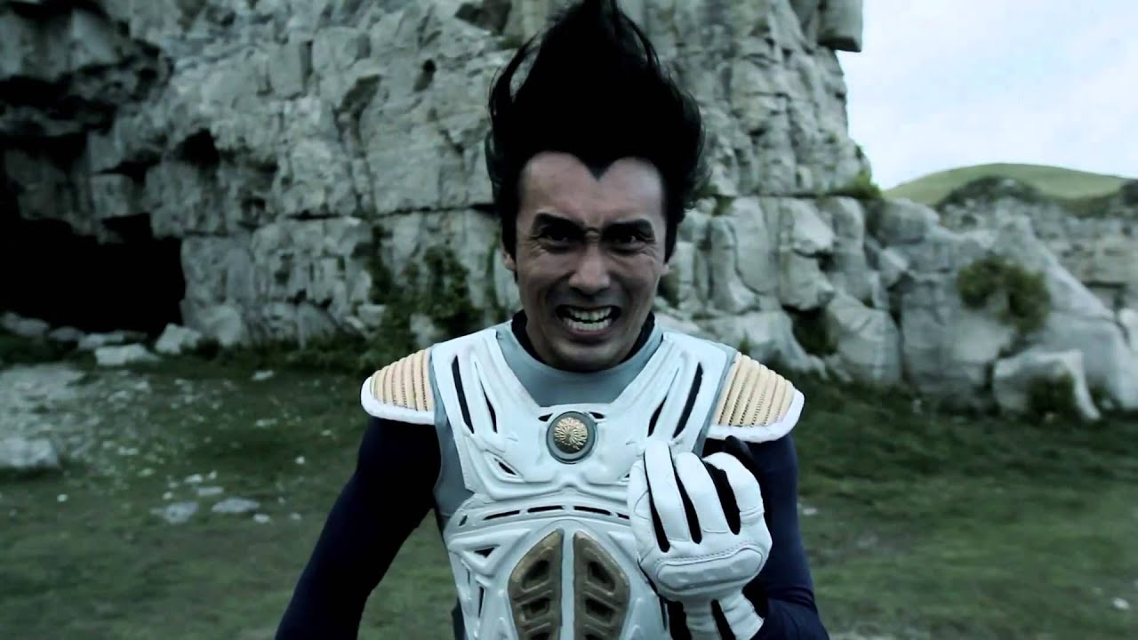 its over 9000 dragonball z live action hd youtube