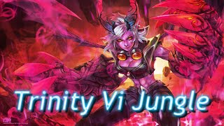 Your Guide | 6.12 Vi Jungle | Super Carry Tank /w Trinity Force
