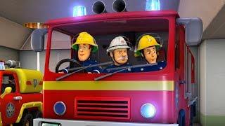 Пожарный Сэм на русском | Космический Поезд 🚒Новые серии HD 🔥мультфильм