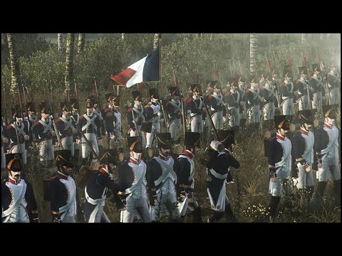 GLORY IN THE AMAZON - Napoleon Total War Gameplay