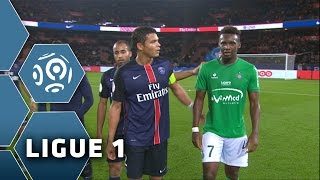 Paris Saint-Germain - AS Saint-Etienne (4-1)  - Résumé - (PARIS - ASSE) / 2015-16